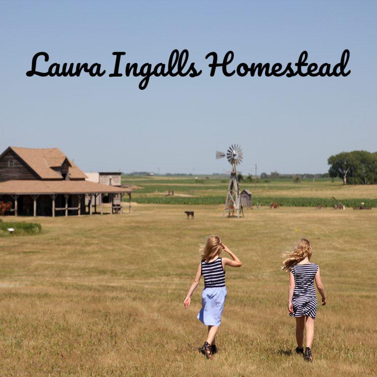 Laura Ingalls Homestead