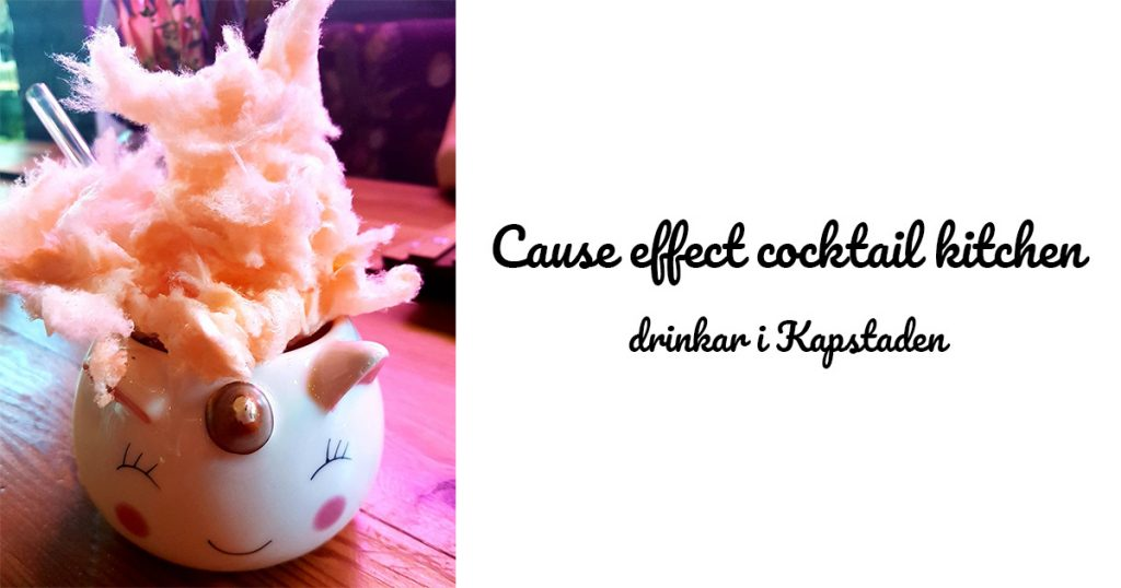 Cause Effect Cocktail Kitchen