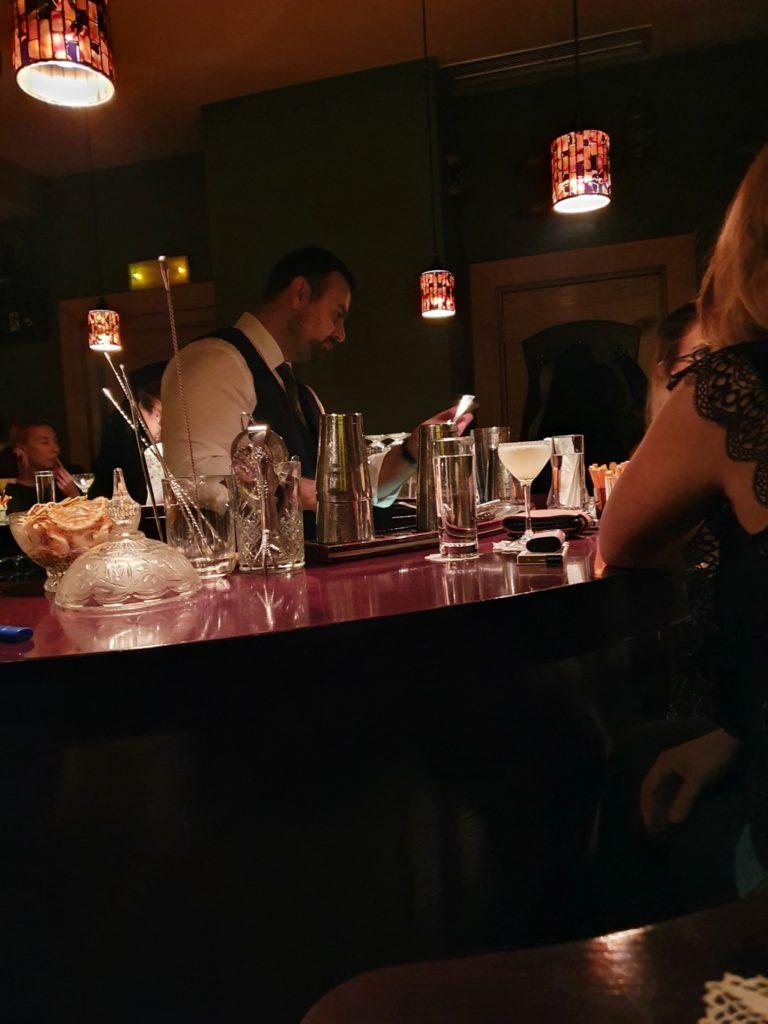 Druid bar i Belgrad.