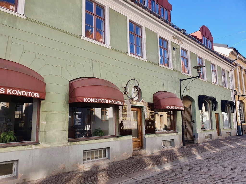Holmgrens konditori i Kalmar