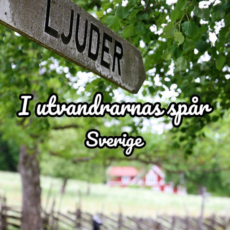 I utvandrarnas spår - Sverige
