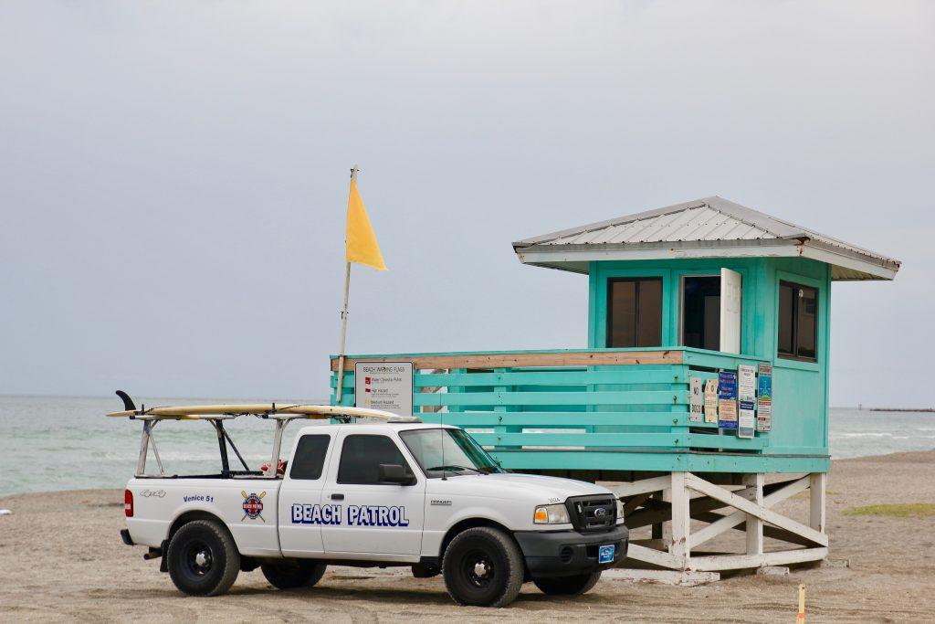 Venice beach patrol