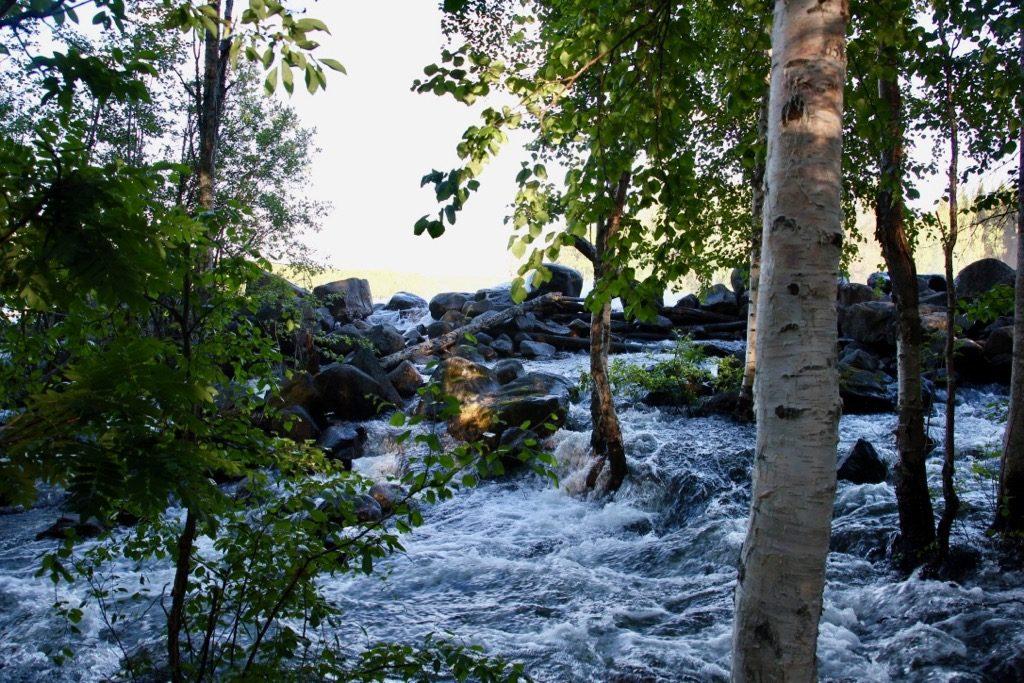Resa i Sverige, Storforsen