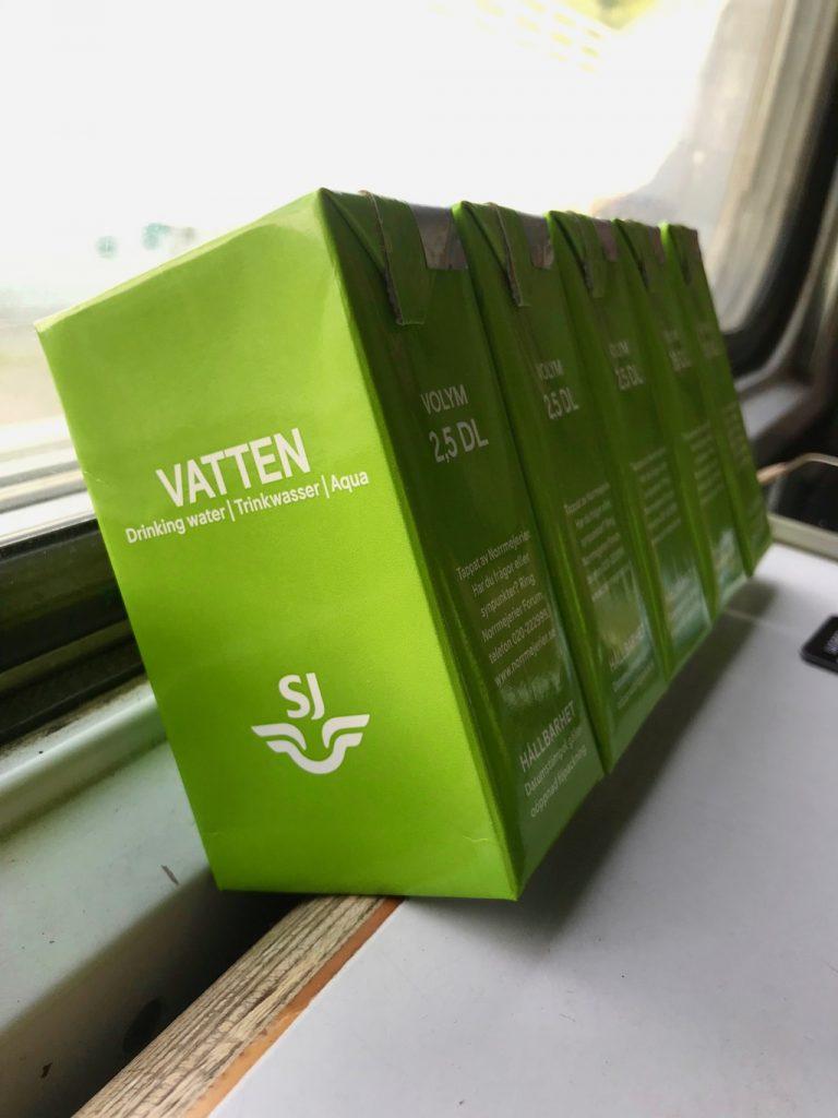 Tåg i Sverige