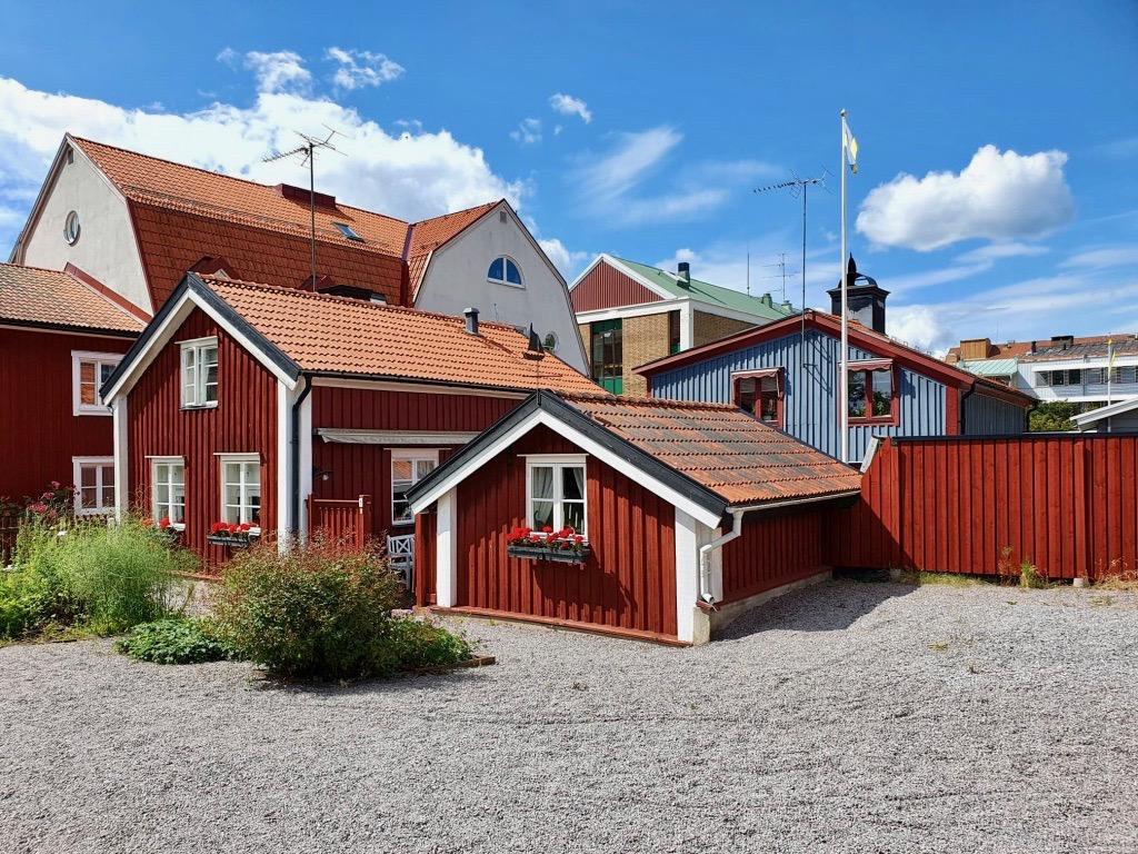 Båtmansgränd i Västervik